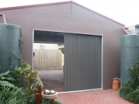 Sheds - Side Roll Garage Roller Doors