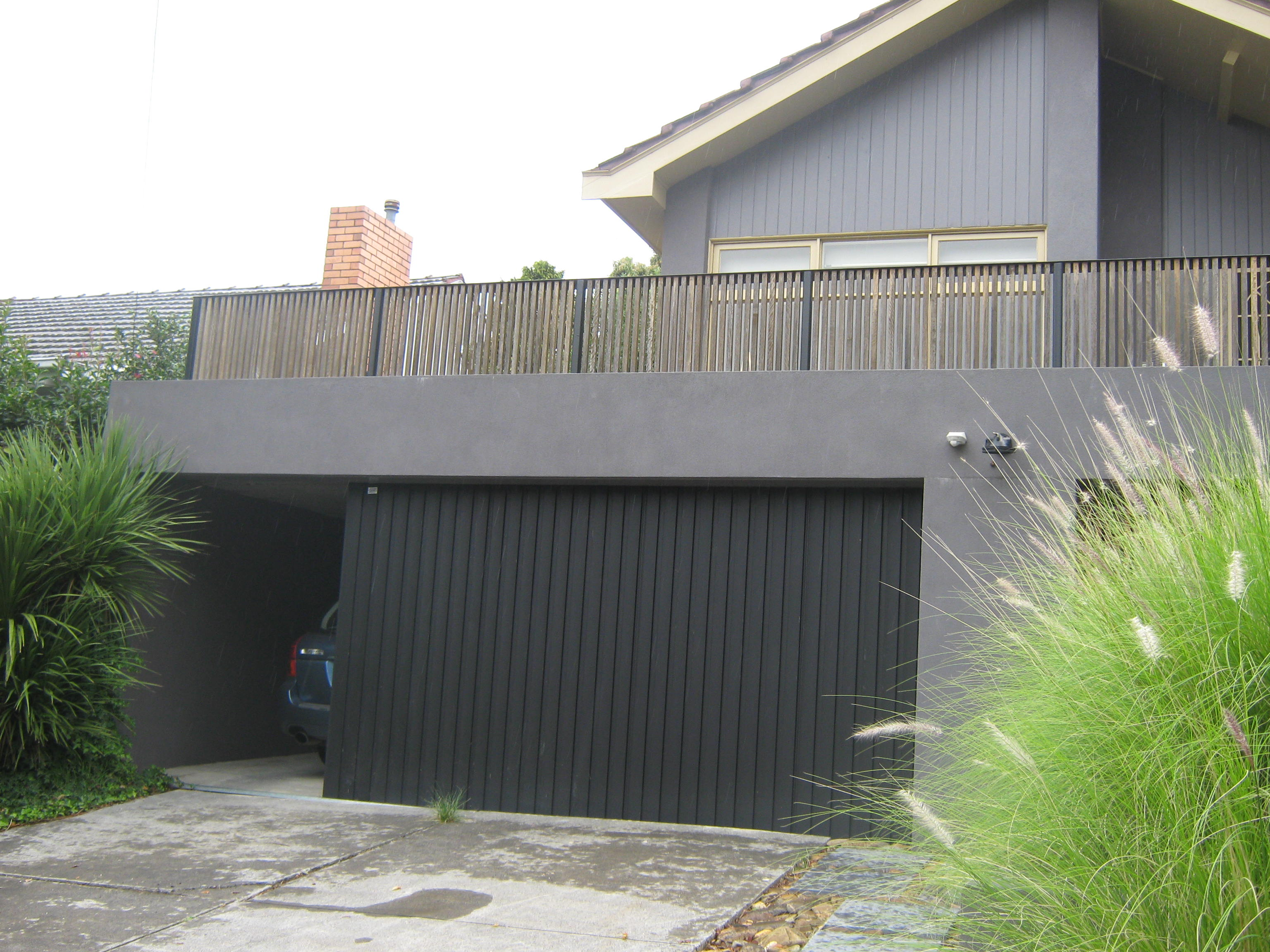 Under House   Side Roll Garage Roller Doors