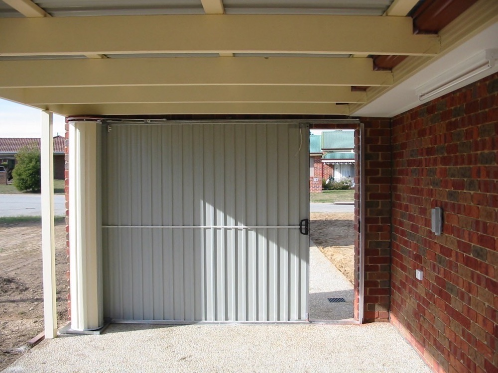 Before And After Comparisons Garage Roller Camco And