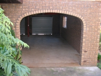 Before - Side Roll Garage Roller Doors