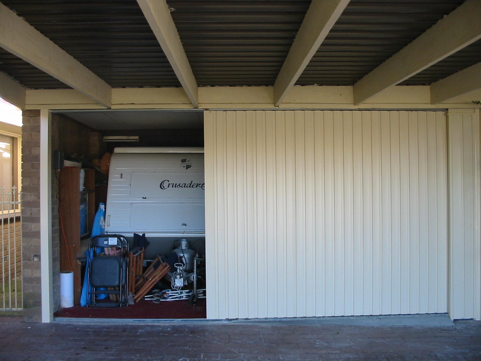 Carports   Side Roll Garage Roller Doors