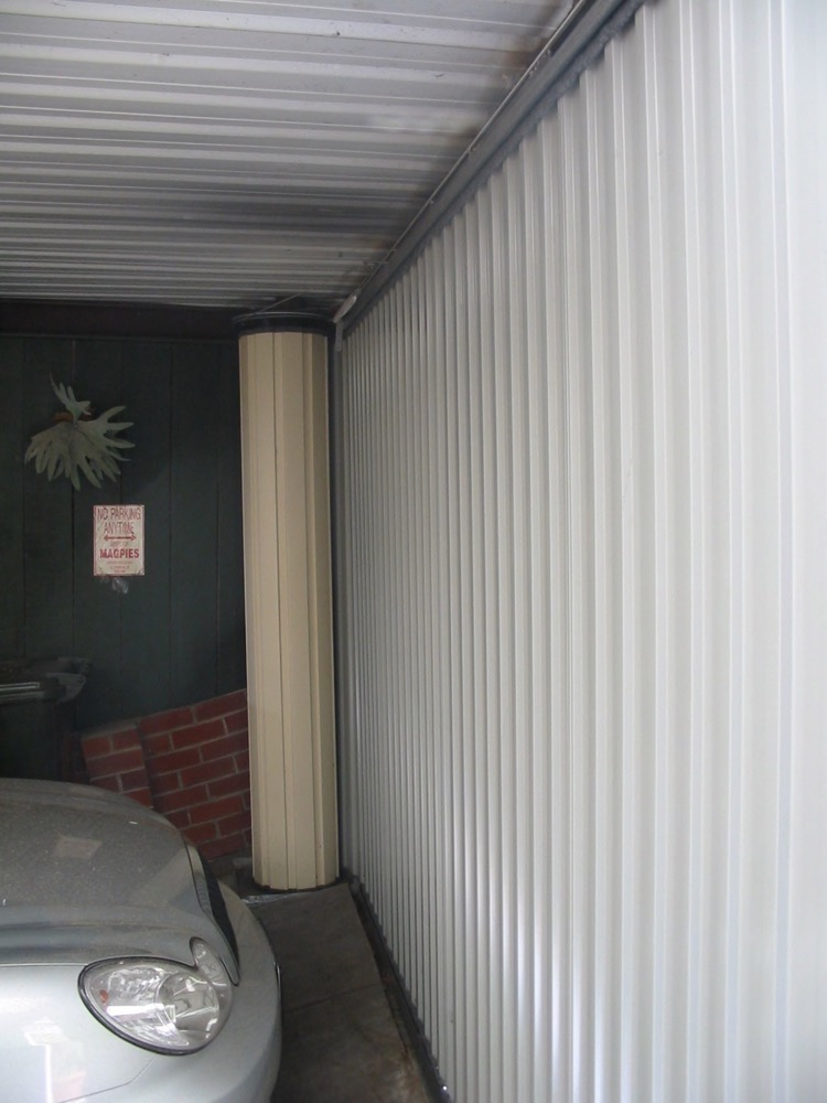 Under House Garage Roller Camco And Tilt Doors Sydney