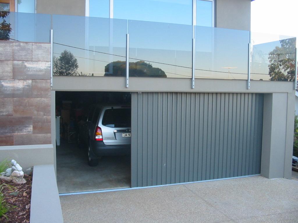 Under House Garage Roller Camco And Tilt Doors Sydney